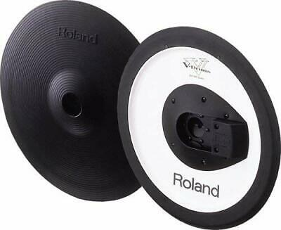 AU460.75 • Buy ROLAND V-Cymbal Crash CY-14C Black From Japan