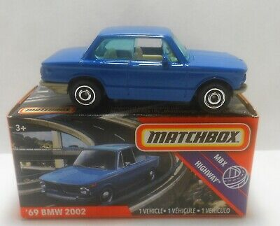 $0.99 • Buy Matchbox 2020 Power Grabs '69 Bmw 2002 Mbx Highway 50/100 Mint In Box