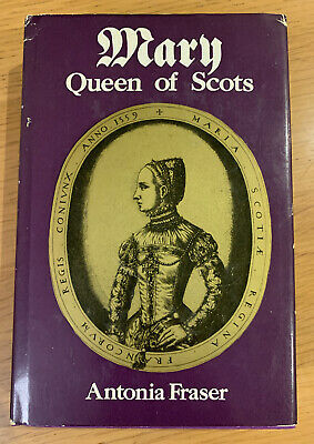 Mary Queen Of Scots - Antonia Fraser 1969 HB • 4.99£
