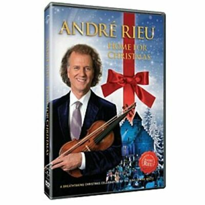 Andre Rieu - Home For Christmas * New Dvd • 14.07£