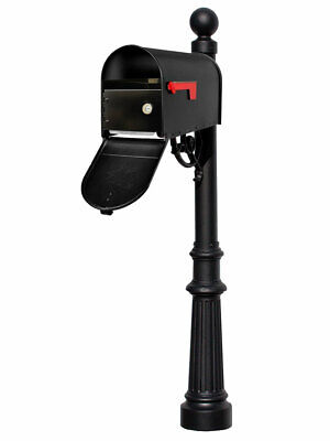 $383.95 • Buy Lewiston Post System With E1 Economy Mailbox And E1 Locking Insert, Mounting ...