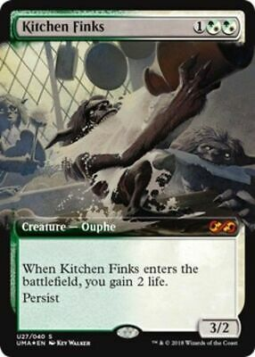 $14.50 • Buy MTG Kitchen Finks - Foil Ultimate Masters: Box Toppers NM