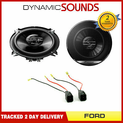 Pioneer 13cm Front Door Speaker Upgrade Kit For Ford Transit Connect 2002-2006 • 27.95£