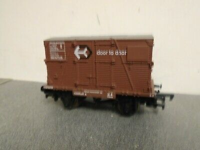 BACHMANN BR CONFLAT WAGON B706709 WITH BD CONTAINER LOAD WRONG LOAD NOBOX   00g  • 14.95£