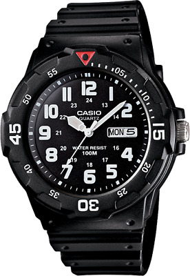 AU38.50 • Buy CASIO Genuine MRW-200H-1B Mens Watch Casual Classic Diving Sport FREE SHIPPING