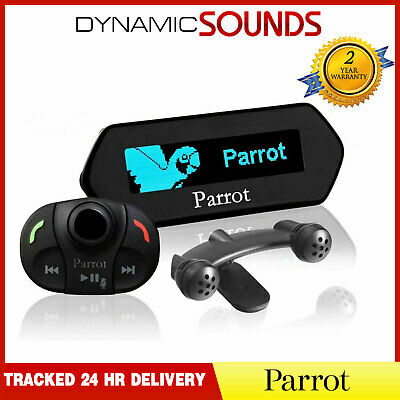 Parrot MKi9100 MK2 Bluetooth Handsfree Car Kit With USB & IPod / IPhone Control • 199.99£