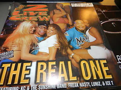 $ CDN19.99 • Buy 2 Live Crew, The ‎– The Real One  2x 12' - LP 1998 NEW Lil Joe Records INC