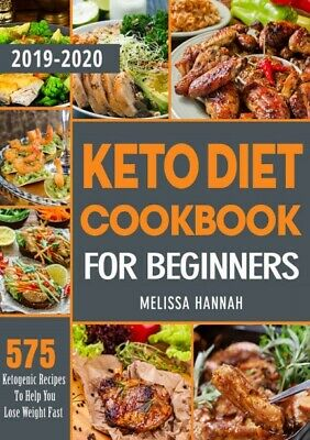 $1.49 • Buy 575 Keto Recipes To Help You Loss Weight Diet Cookbook For Beginners 2019 P.D.F