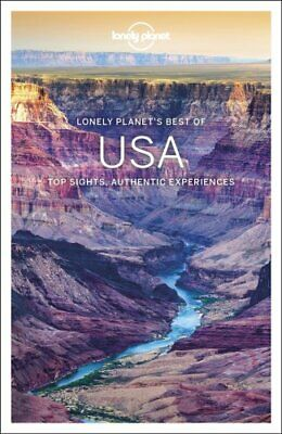 £12.41 • Buy Lonely Planet Best Of USA By Lonely Planet 9781787015500   Brand New