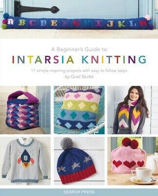 Beginners Guide To Intarsia Knitting • 8.45£