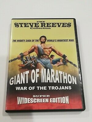 £28.63 • Buy The Steve Reeves Collection (DVD, 2008, Special Editions) RARE