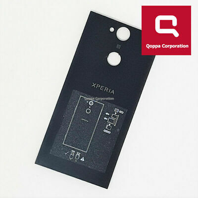 $ CDN14 • Buy Sony Xperia XA2 H3113 - Genuine Back Battery Cover Black - Grade B - Fast P&P