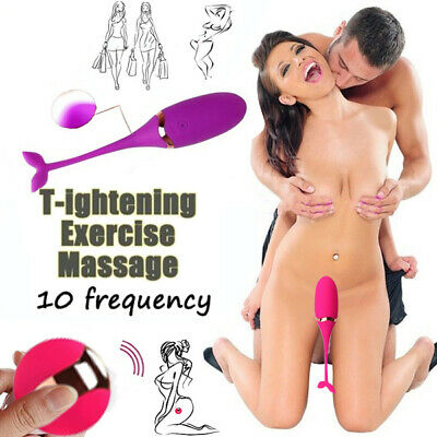 AU28.99 • Buy Wireless Cordless Rechargeable Bullet Egg Vibe Vibrator Sex Toys For Women AU