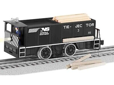 $149.95 • Buy LIONEL 81447 Command Control Norfolk Southern Tie Jector New/OB