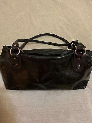 $ CDN45 • Buy Danier  authentic Leather Purse Black In Good Condition