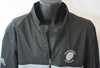 $ CDN45 • Buy Rare ADIDAS Embroidered PEPSI Bottle Cap GOLF JACKET Size Xl ISSUED BY PEPSI