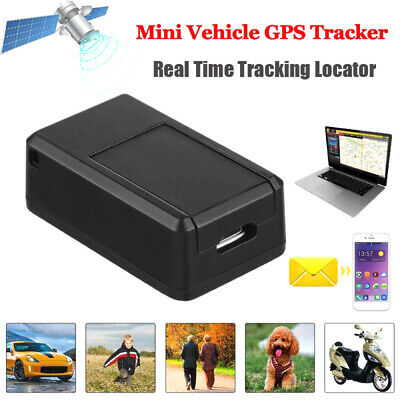Mini Car GPS GPRS Tracker Vehicle Spy GSM Real Time Tracking Locator Device UK • 7.99£
