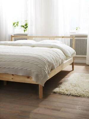 AU220 • Buy IKEA TARVA Bed Frame With Bed Base