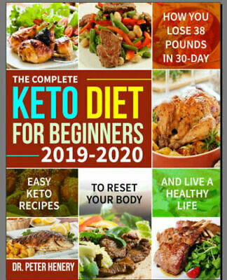$1.99 • Buy The Complete Keto Diet For Beginners 2019-2020 – Easy –  [P.D.F]
