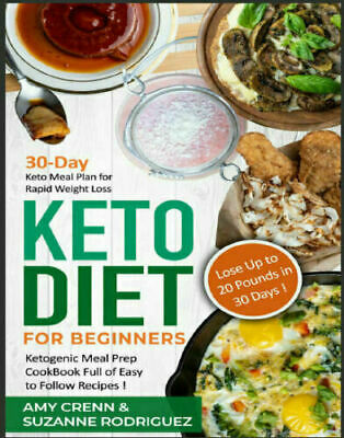 $1.99 • Buy Keto Diet For Beginners – 30-Day Keto Meal Plan For  –  [P.D.F]