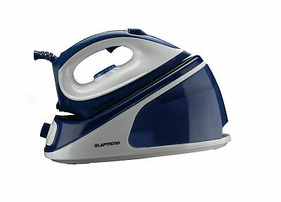 View Details Laptronix Steam Generator Iron 2000W -Easy Ceramic Soleplate Blue – White • 29.99£