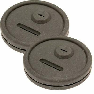 $ CDN21.96 • Buy Grill Thermometer Probe Grommets Smoker Cookers Weber Oklahoma Joe Part BBQ -2Pk
