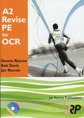 £5.41 • Buy A2 Revise Pe For Ocr Free Cdrom