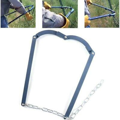 £31.82 • Buy 20in Heavy Duty Farm Fence Strainer Fencing Repair Wire Pulling Tool Metal Chain