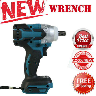 For Makita DTW285Z 18V LXT Cordless Brushless Impact Wrench 1/2  Drive LED -Bare • 35.90£