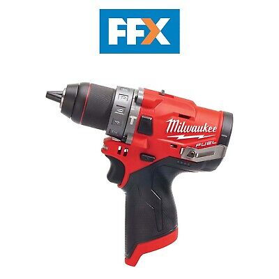 £102.21 • Buy Milwaukee M12FPD-0 M12 Fuel Compact Percussion Drill Bare Unit - 4933459801