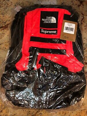 $ CDN660.60 • Buy Supreme / The North Face RTG Backpack Bright Red DSWT
