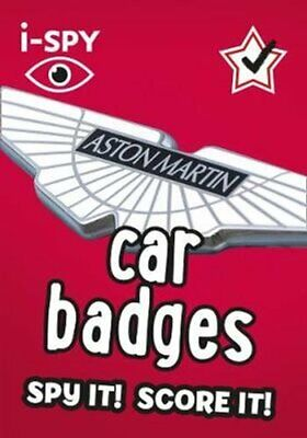 I-SPY Car Badges What Can You Spot? By I-SPY 9780008386542 | Brand New • 3.77£