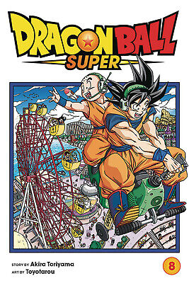 $ CDN12.60 • Buy Dragon Ball Super By Akira Toriyama Volume 8 Softcover Graphic Novel