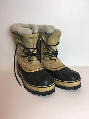Men's Used Lacrosse Winter Pac Boots Size 12 • 35.82£