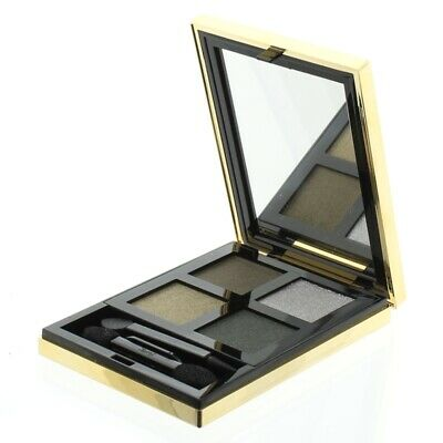 Yves Saint Laurent Gold & Silver Eyeshadow Palette Pure Chromatics 10 Wet & Dry • 24.99£