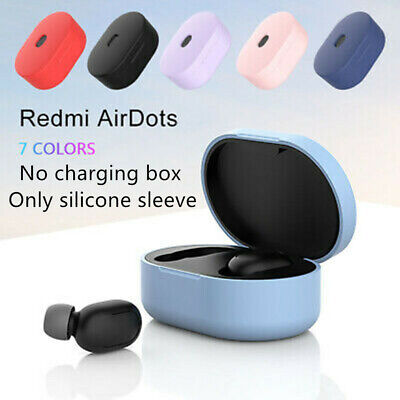 $5.89 • Buy For Xiaomi Redmi TWS Airdots Bluetooth 5.0 Earphone Headphone Earbuds Cover 2020