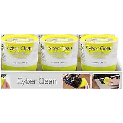 $24.99 • Buy Cyber Clean Home And Office New Cup In Display (3 Pack)