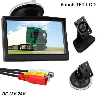AU28.49 • Buy 5   TFT LCD HD Screen Monitor For Car Rear Reverse Rearview Backup Camera