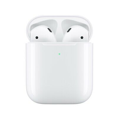 $ CDN178.76 • Buy Apple AirPods 2nd Generation With Charging Case - White
