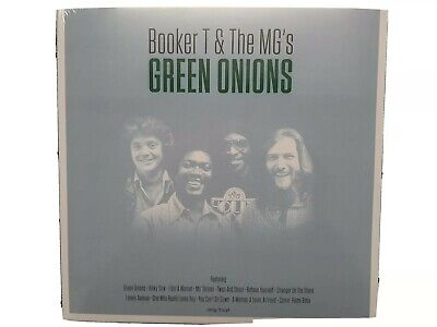 Booker T & The MG's Green Onions New Sealed LP 2020 Release. FREEPOST UK • 17.99£