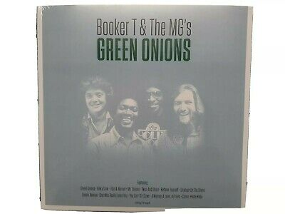 Booker T & The MG's Green Onions New Sealed LP 2020 Release.  • 14.99£