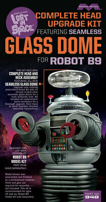 $ CDN65.99 • Buy Lost In Space Robot Complete Glass Dome Set B9 MM948 B-9