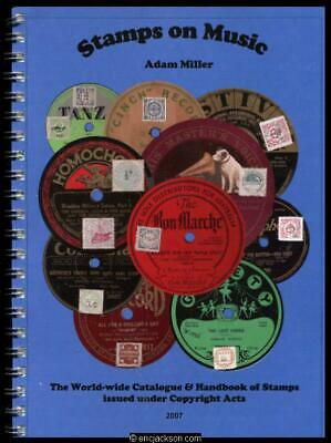 £70.80 • Buy Miller, Adam. Stamps On Music, The World-wide Catalogue & Handbook Of Stamps