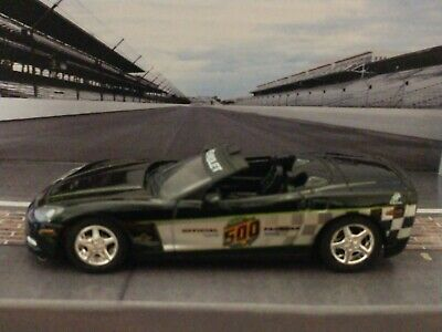$16.99 • Buy 2008 Chevy Corvette Indianapolis Indy 500 Pace Car Collectible Limited Edition
