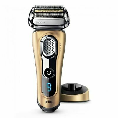 AU365 • Buy Braun Series 9 9299s Wet And Dry Men's Electric Shaver - Gold