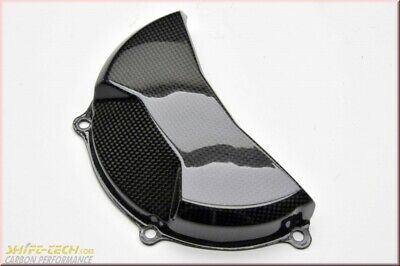 AU150.75 • Buy St2015-gloss  Panigale V4 V4s Speciale Carbon Fiber Left Engine Case Crash Guard
