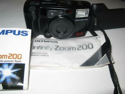 $ CDN21.04 • Buy Vintage Camera -  Olympus Multi Zoom Camera- Exc- In Case - G16