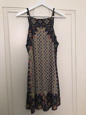 AU12 • Buy Tigerlily Playsuit, Size L, Colourful And Loose Fit