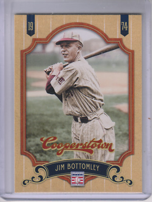 $5.60 • Buy 2012 Panini Cooperstown #158 Jim Bottomley SP - NM-MT