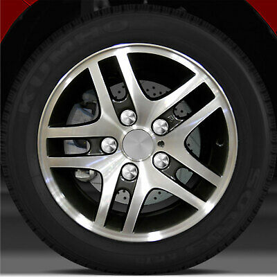 $135.53 • Buy 15x7 Factory Wheel (Dark Charcoal) For 2002-2004 Chevy S10 4x4